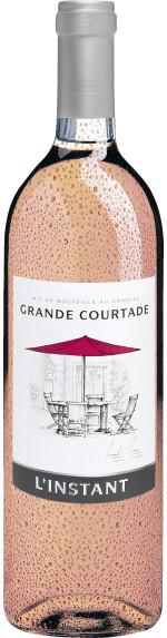 Famille Fabre Grande Courtade L'instant rosé