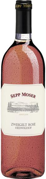 Sepp Moser Zweigelt Rosé Ried Hedwighof