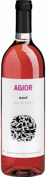 Domaine Spiropoulos Agior rosé