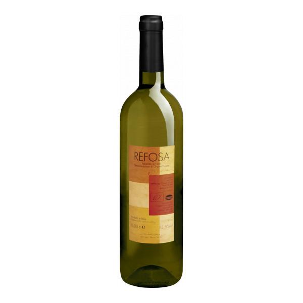 Refosa Moscato di Noto 50 cl, Moscato di Noto DOP 2012, Bio-Dessertwein