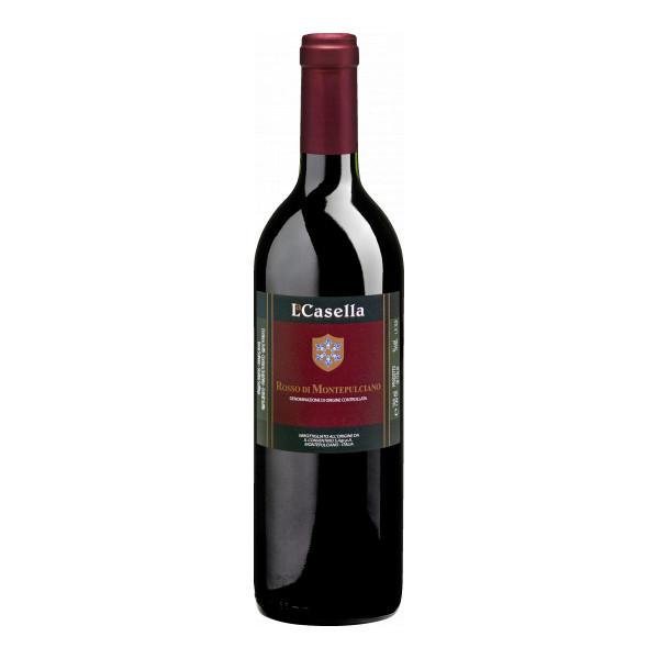 La Casella, Rosso di Montepulciano DOC 2015, Bio-Rotwein