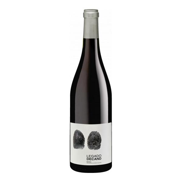 Legado Decand, Rioja DOCa 2015, Bio-Rotwein