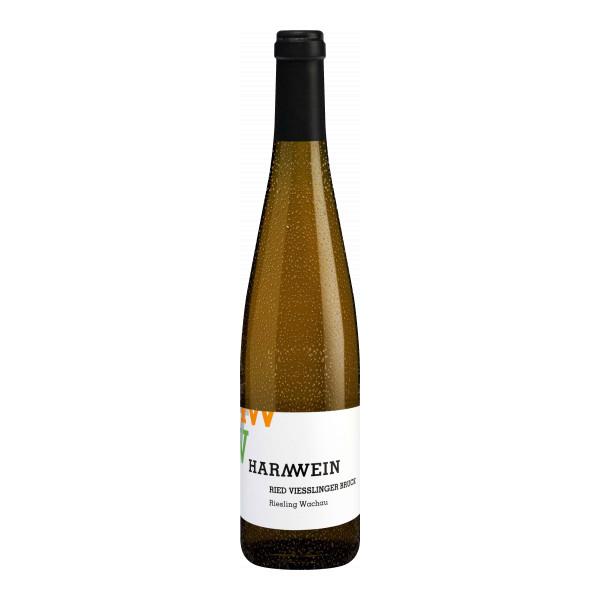 Harm Riesling Viesslinger Bruck, Qualitätswein Wachau 2015, Bio-Weisswein