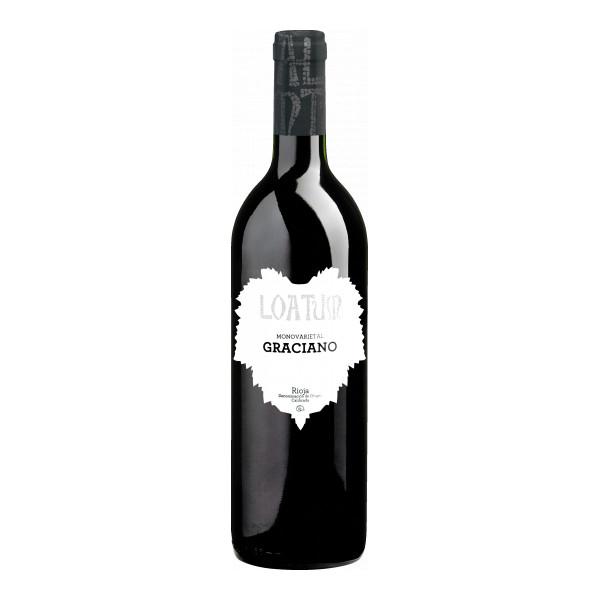 Loatum Solo Graciano, Rioja DOCa 2016, Bio-Rotwein