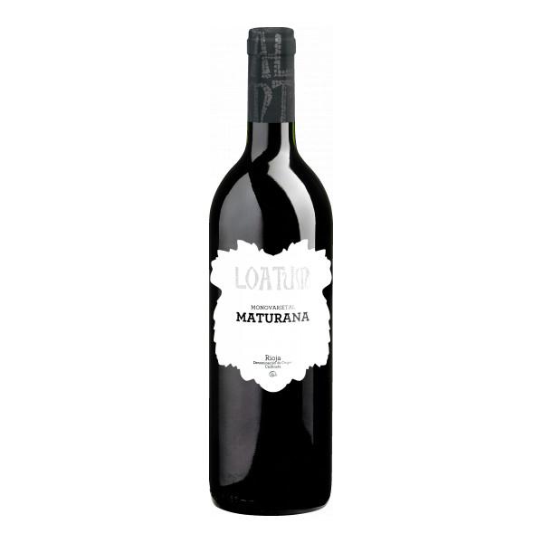 Loatum Solo Maturana, Rioja DOCa 2016, Bio-Rotwein