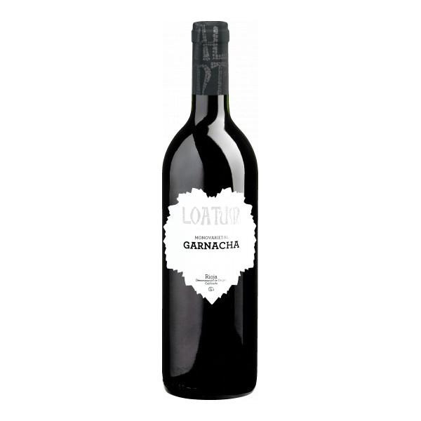 Loatum Solo Garnacha, Rioja DOCa 2016, Bio-Rotwein