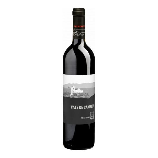 Vale de Camelos Reserva Seleção, Vinho Regional Alentejano 2016, Bio-Rotwein