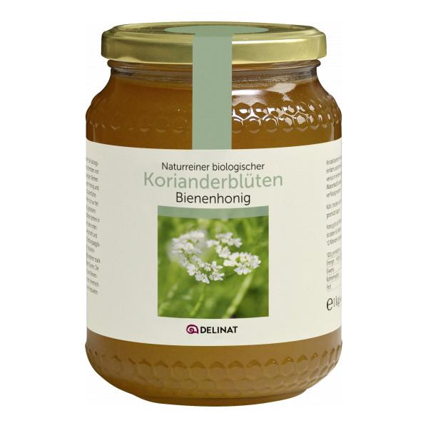 Korianderblütenhonig, Bulgarien, Bio-Honig