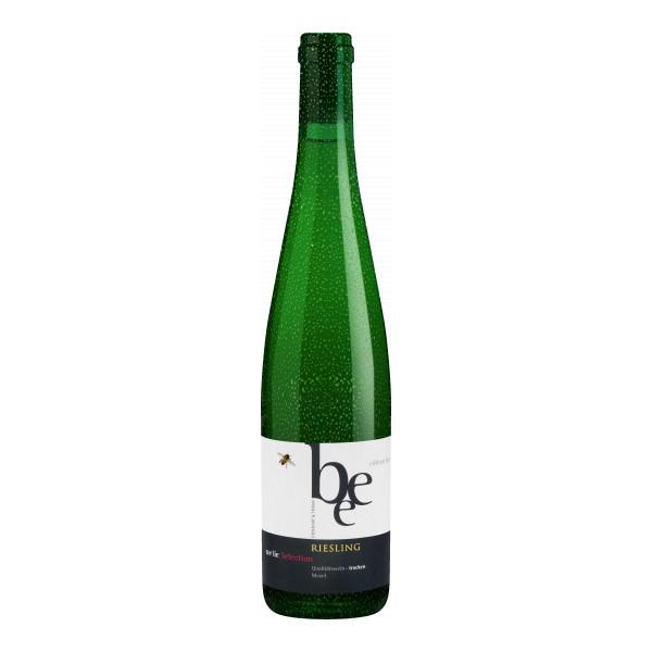 bee Honigberg Riesling sur lie Selection, Deutscher Qualitätswein, Mosel 2017, Bio-Weisswein