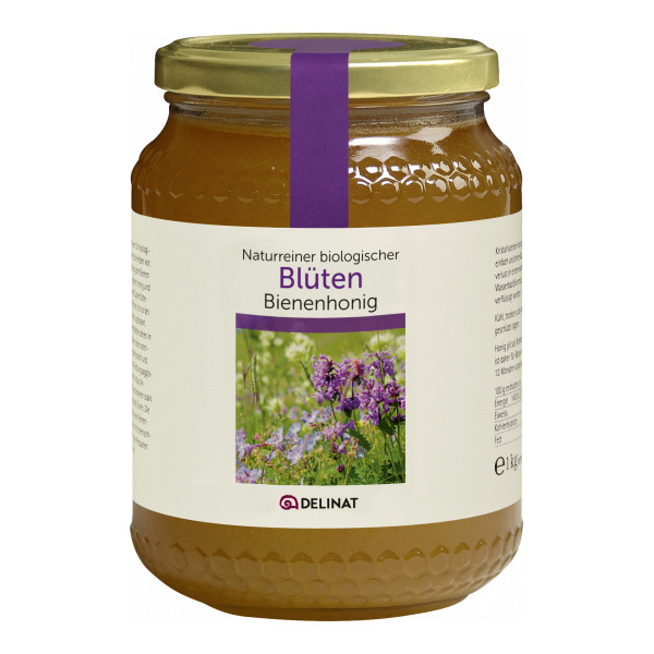 Blütenhonig, Bulgarien, Bio-Honig