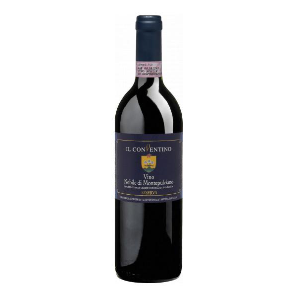Il Conventino Riserva, Vino Nobile di Montepulciano DOCG 2015, Bio-Rotwein
