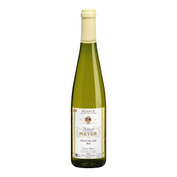 Domaine Eugène Meyer Pinot Blanc - Lieu-dit Bux, Alsace AC 2018, Bio-Weisswein