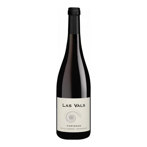 Las Vals Carignan, Vin de France 2014, Bio-Rotwein