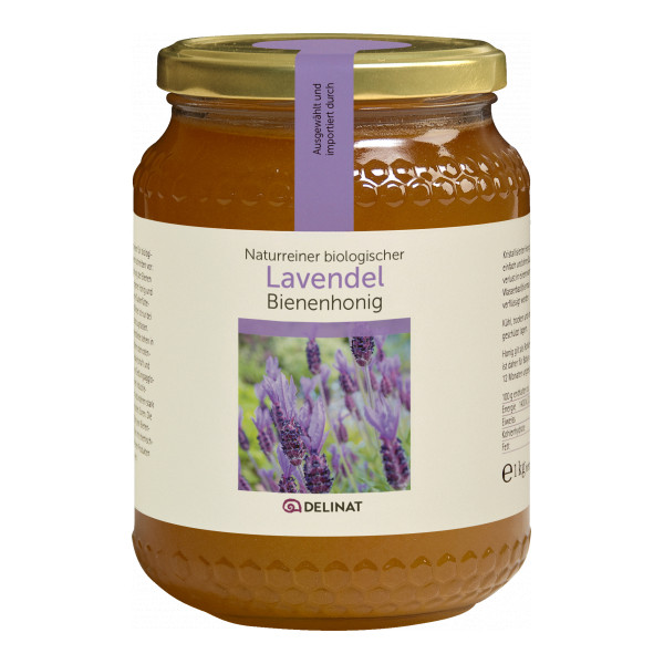 Lavendelhonig, Alentejo - Portugal, Bio-Honig