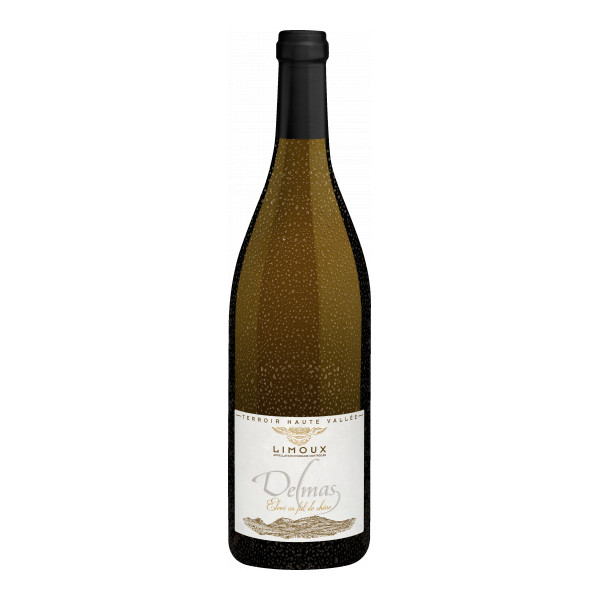 Delmas Chardonnay - Élevé en fût de chêne, Limoux AOP 2018, Bio-Weisswein