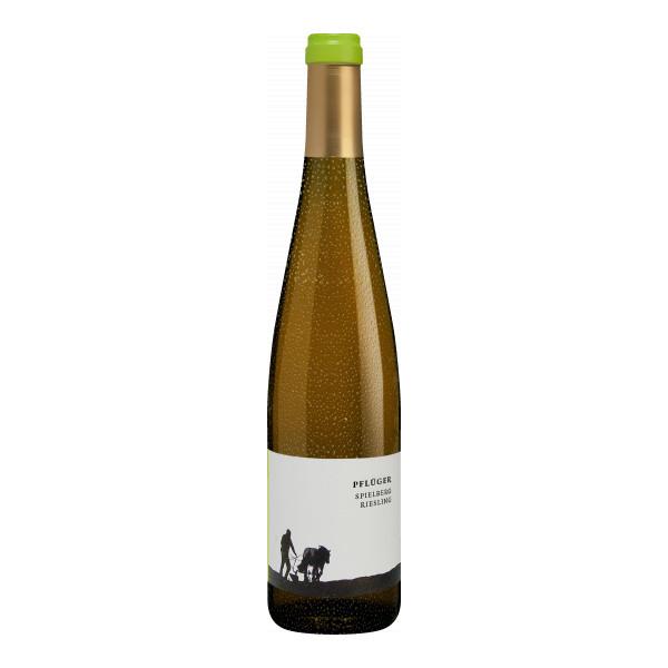 Pflüger Riesling Dürkheimer Spielberg, Deutscher Qualitätswein, Pfalz 2018, Bio-Weisswein