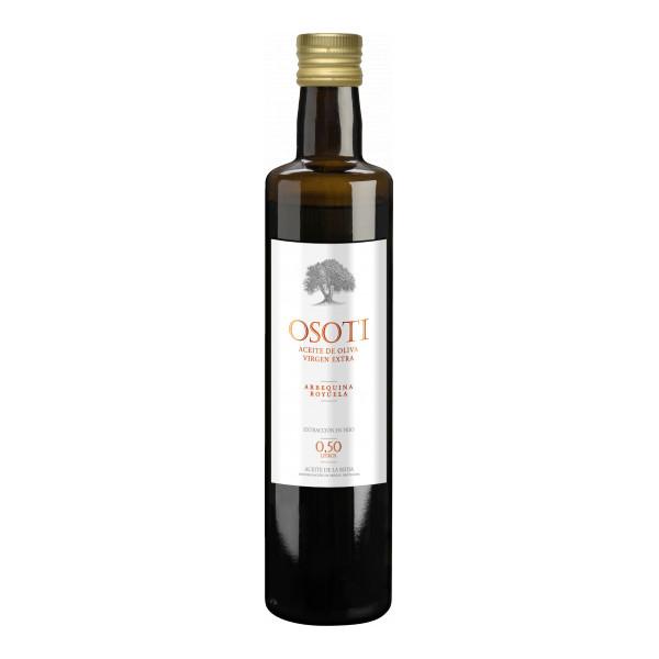 Osoti Natives Olivenöl Extra 50 cl, Aceite de Oliva Virgen Extra, DOP, Bio-Öl