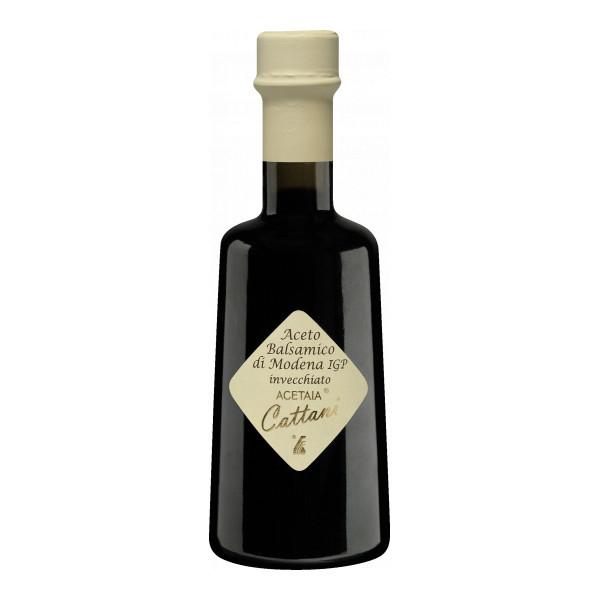 Aceto di Modena Invecchiato 25 cl, Gereifter Balsamessig, Emilia IGP, Italien, Bio-Essig