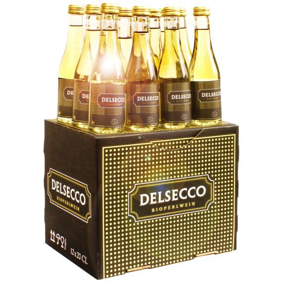 DELSECCO 2020 Piccolo 20 cl in 12er-Karton