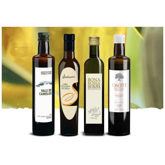 Probierpaket «Feinkost-Olivenöl»