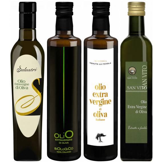 Probierpaket «Feinkost-Olivenöl Italien»