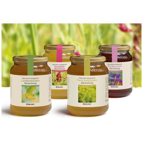 Honigpaket bunt gemischt