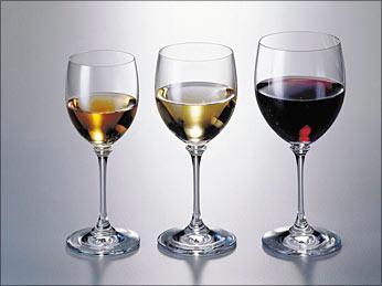 Ein gutes Glas kann zwar einen mässigen Wein nicht retten, aber ein ungeeignetes kann einen guten Wein «erdrosseln».