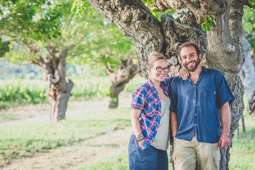 Seit 2016 führen Erik Bergmann und Lolita Roche das Weingut von Château Duvivier in der Provence.