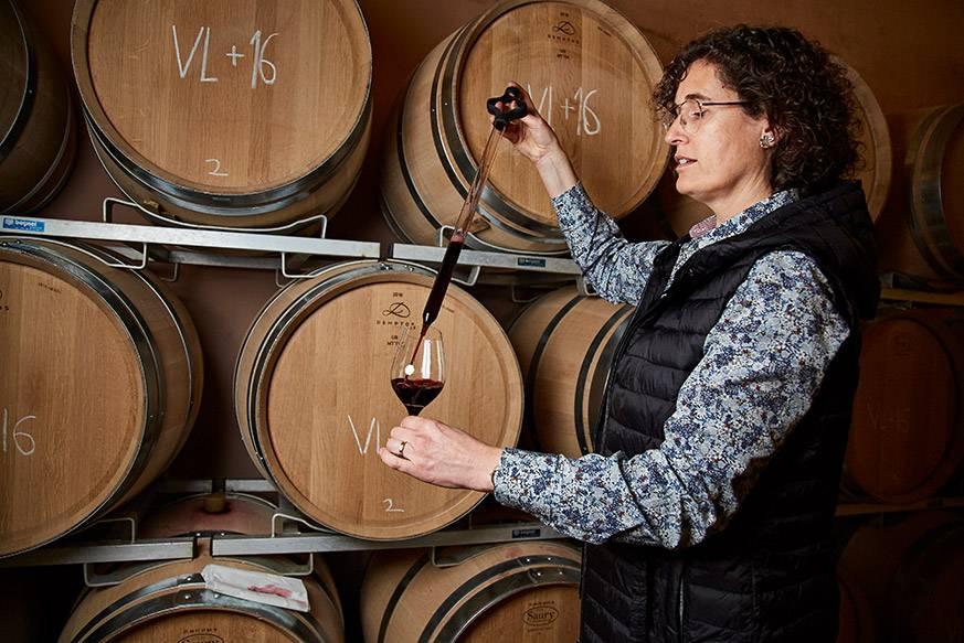 Marga Torres gehört zu den Önologinnen der ersten Stunde in Spanien.