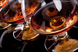 Brandy aus ökologischer Herstellung ist ein rares und edles Genussmittel.