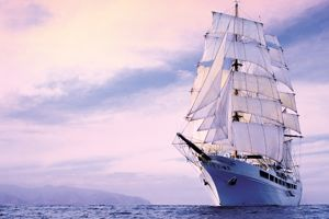 Exklusive Delinat-Kreuzfahrt mit der Sea Cloud II