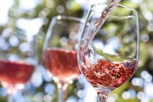 Themendegustation: Roséweine mit pikantem Apérogebäck
