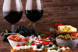 Tour d'Europe: Wine & Dine im Restaurant Nektar