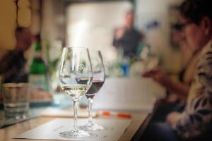 Das (W)ein x eins in der Delinat-Weinbar
