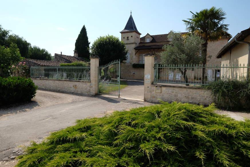 Auf Château Haut-Monplaisir im Cahors steht die Malbec-Traube hoch im Kurs.