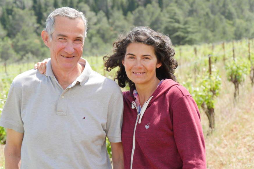 «Die Natur machen lassen», lautet die Devise von Jean und Anne Lignères.