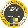 Internationaler Bioweinpreis Grosses Gold (96 Punkte)