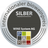 Internationaler Bioweinpreis Silber  (88 Punkte)