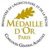 Concours Général Agricole de Paris: Gold 2012