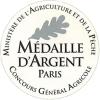 Concours Général Agricole de Paris: Silber 2015