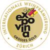 Expovina: Grosses Gold 2015