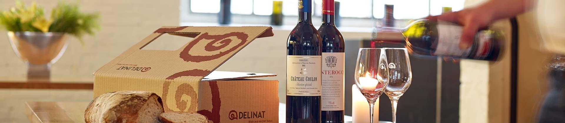 Delinat-Weinabo verschenken