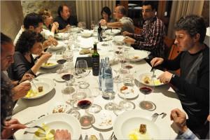 Kulinarische Runde im Els Casals