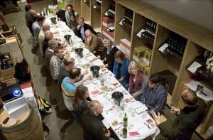 Weinkurs Degustation