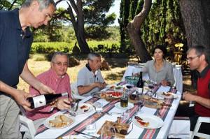 Picknick Domaine Lignères