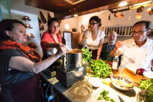 Kochkurs im Weingut Badia a Coltibuono