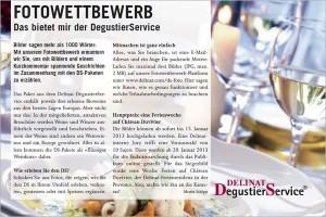 DegustierService Fotowettbewerb