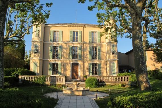 Ferienresidenz für Delinat-Kunden: Weingut Château Duvivier in der Provence