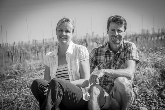 Karin und Roland Lenz