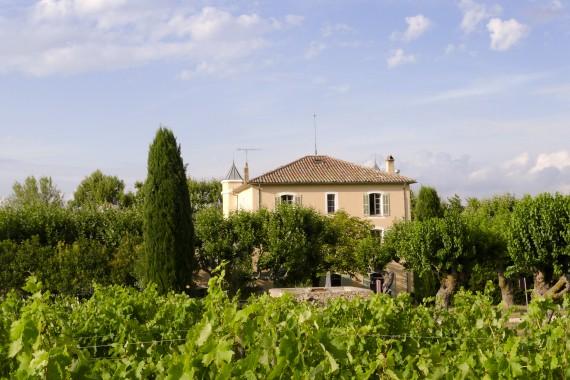 Nicht nur Weingut und Forschungszentrum in der Provence, sondern auch Ferienoase: Château Duvivier